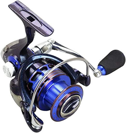 Mele & Co Discolor Metal Spinning Reel 13 + 1BB Carpa Pesca Rueda ...