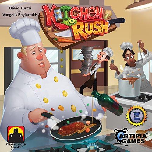 Kitchen Rush Game