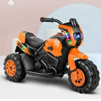Baybee Sports Bikes Rechargeable Battery Operated Ride-on Bike and Baby Ride on/Kids Ride on Toys -Kids Bike - Baby Bike for Kids to Drive Toys Car Suitable for Boys & Girls