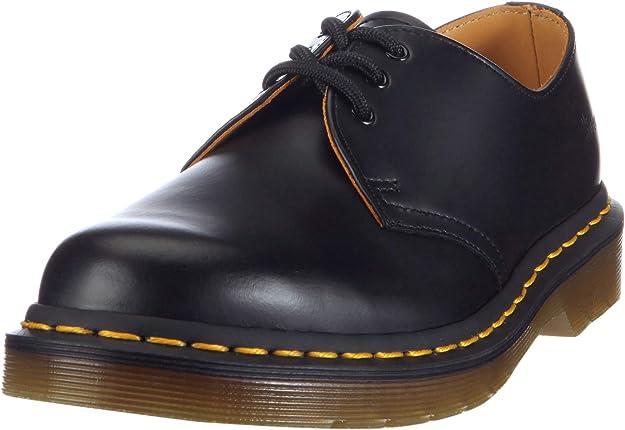 TALLA 51 EU. Dr. Martens 1461 Crazy Horse, Zapatos de Cordones Oxford para Hombre