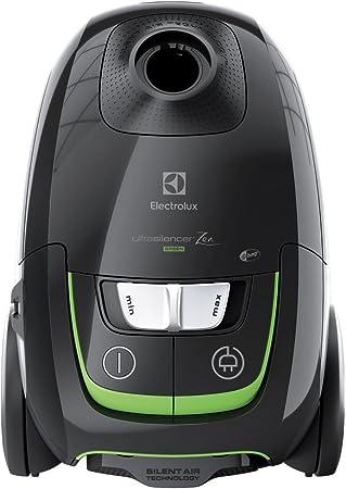 Electrolux ZUSGREEN58 Aspirador con Bolsa silencioso UltraSilencer Zen, 700 W, 58 Decibelios, Negro ébano: Amazon.es: Hogar