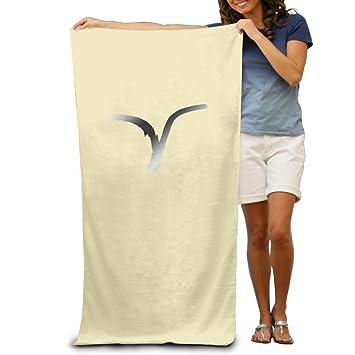 disaeq Flying Aries unisex personalizada toallas de playa: Amazon.es: Hogar