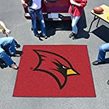 NCAA Saginaw Valley State University Tailgater Mat, Small, Black