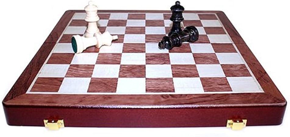 29cm  Folding Board UK Stock New ♟♟♟♟ Zoocen HQ Wood Pieces Set