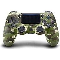 Controlador PS4 [versão atualizada], gamepad sem fio Bluetooth com cabo USB para Sony Playstation 4, compatível com PS4…