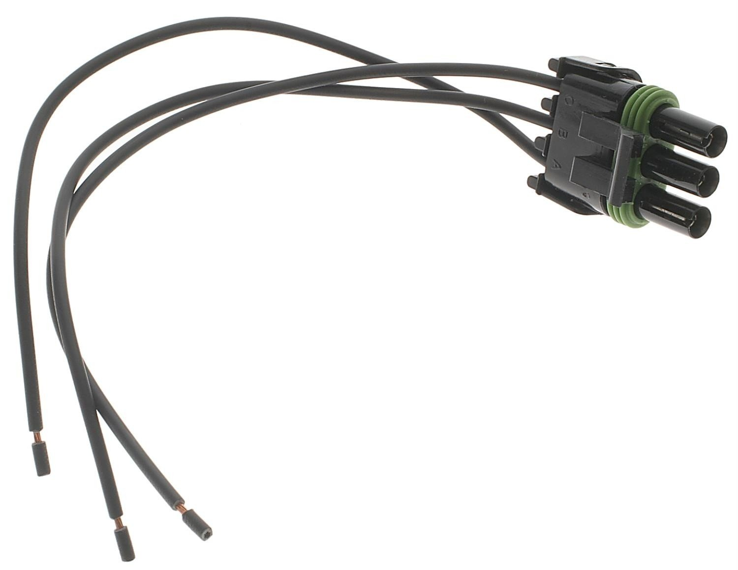 Acdelco Pt2366 Wiring Harness Connector Automotive 3 Wire