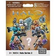 Halo Wars Mega Bloks Series 3 Minifigure Mystery Pack 1 RANDOM Mini Figure
