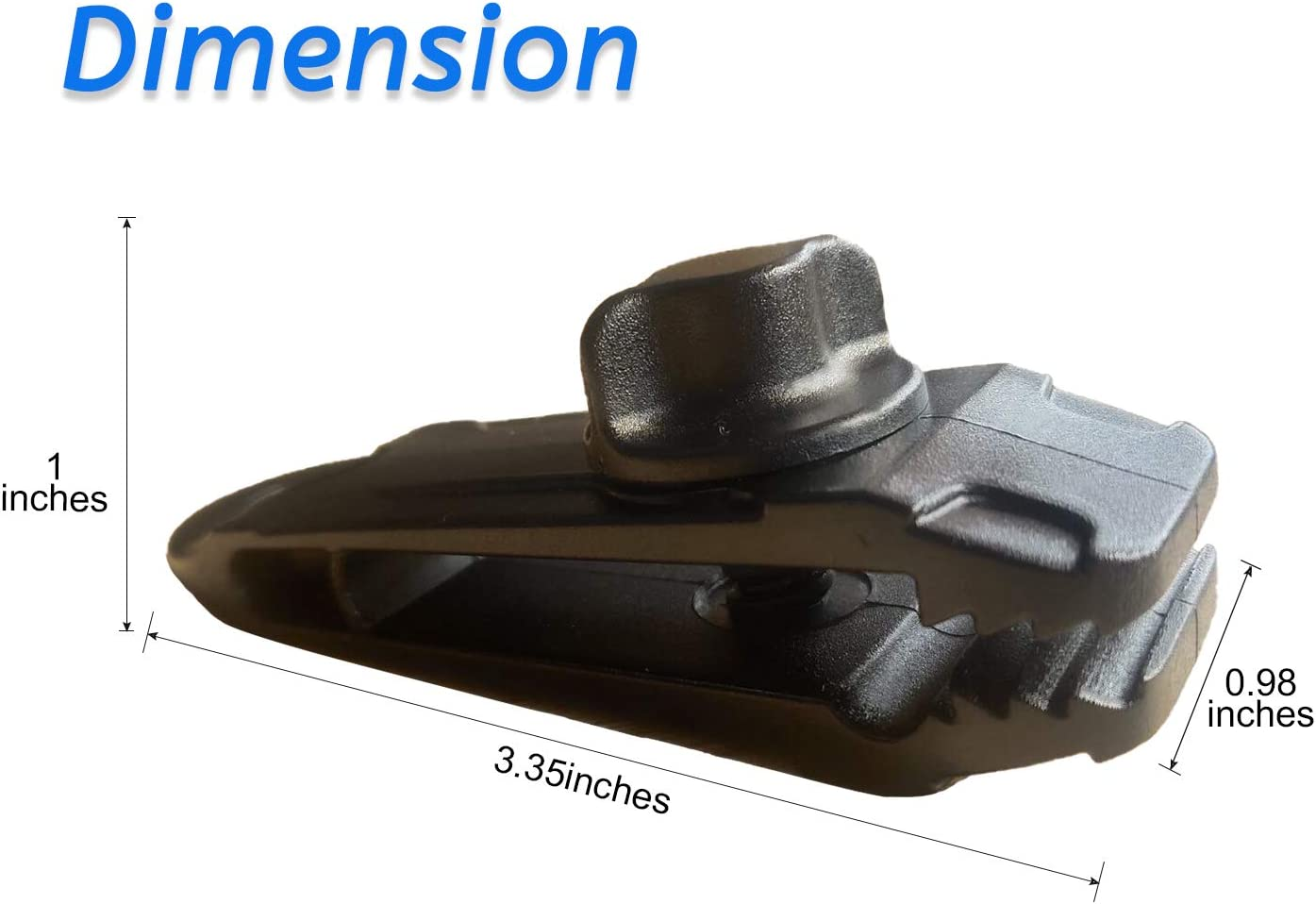 LOVE STORY Tarp Clips 10Pcs Shade Sail Tighten Tool Alligator Tent Clamp for Outdoor Tarps