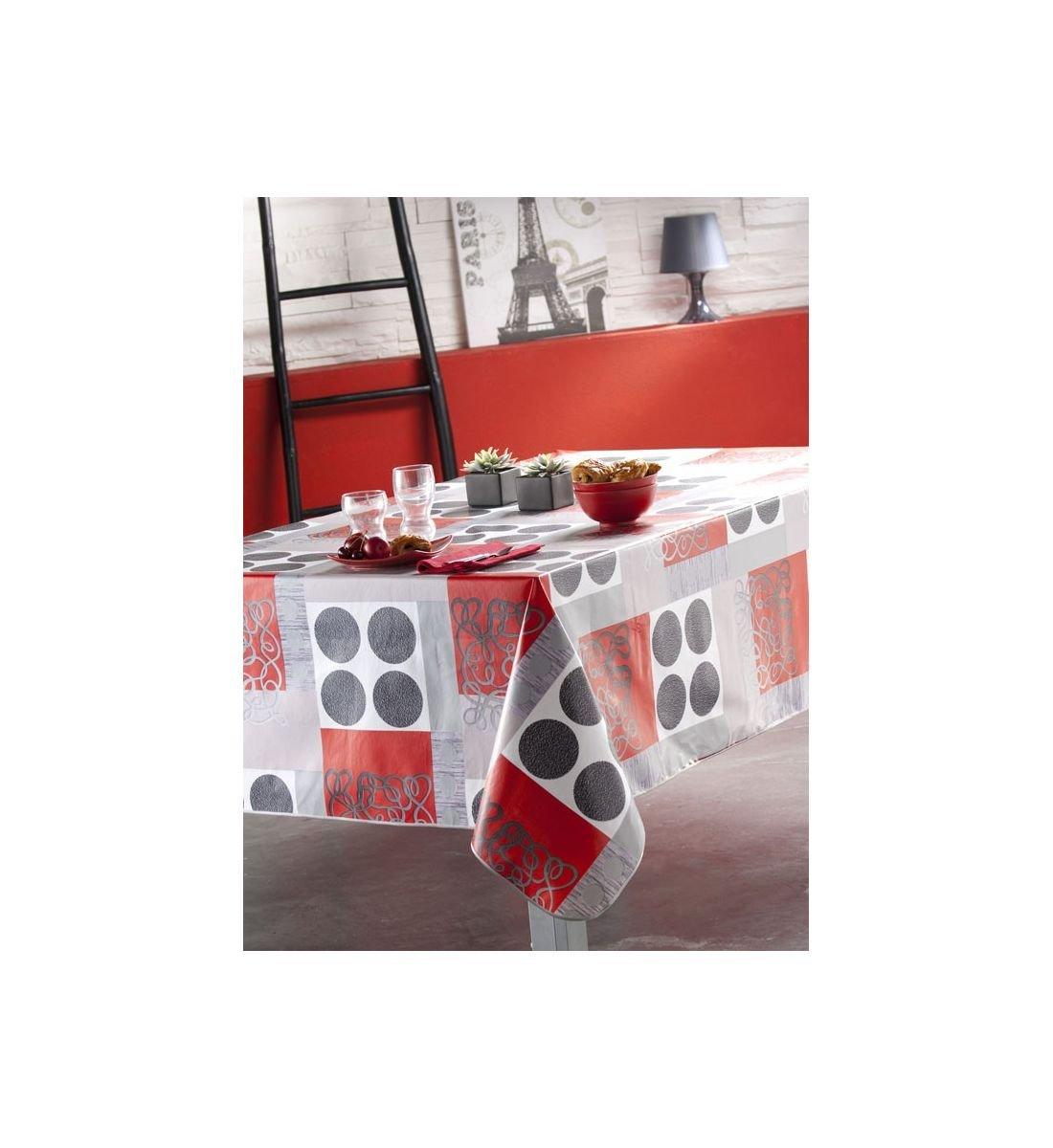Flag–Tovaglia Tela Cerata–Rect. 140x 200cm Home And Deco