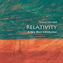 Relativity: A Very Short Introduction Audiobook by Russell Stannard Narrated by Nick Sullivan