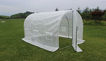 3M X 2M POLYTUNNEL WITH DOOR. & 3M X 2M POLYTUNNEL WITH DOOR.: Amazon.co.uk: Garden \u0026 Outdoors