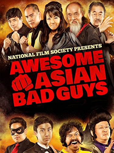 Awesome Asian Bad Guys - 90s Most Popular Movies