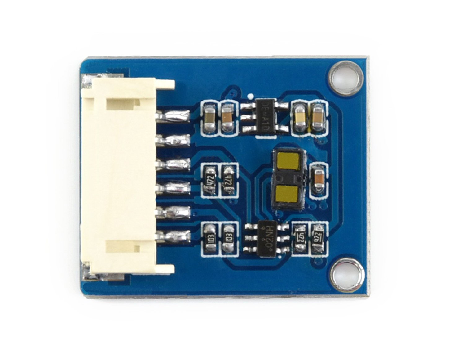 Waveshare VL53L1X Time-of-Flight Long Distance Ranging Sensor Accurate Ranging up to 4m Distance Measurement I2C Interface
