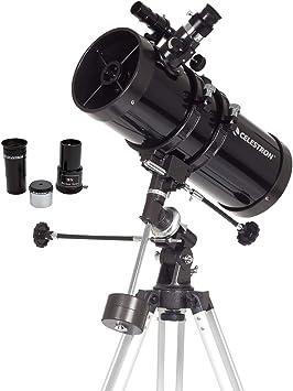 Amazon.com : Celestron - PowerSeeker 127EQ Telescope - Manual