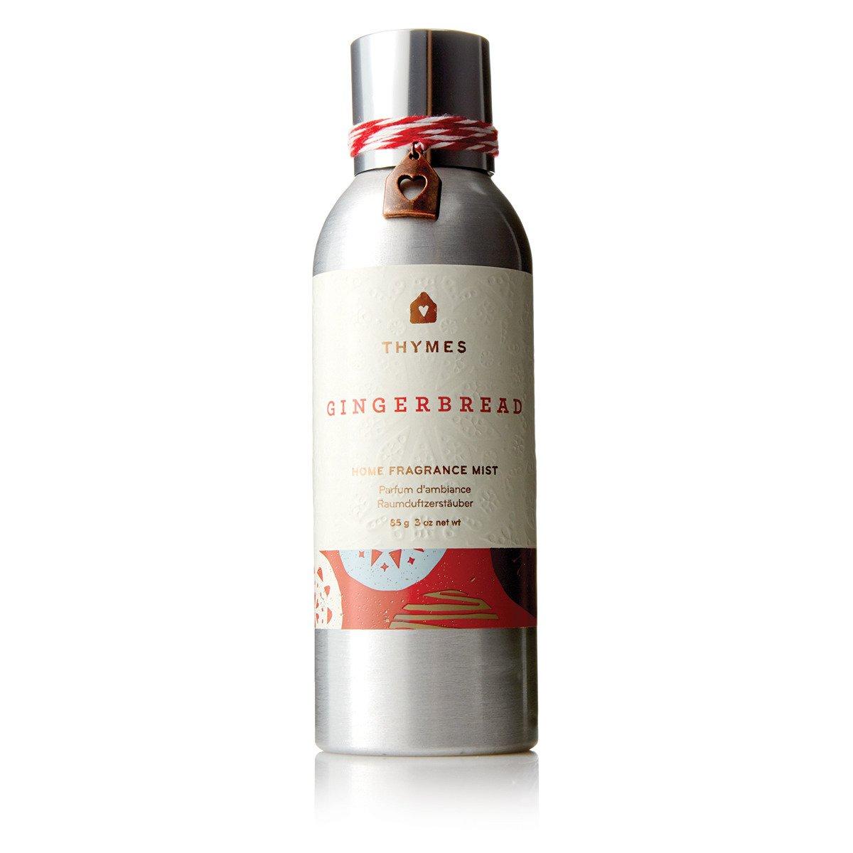 Thymes 0550560100 – Warm Gingerbread Fragrance Mist – 3 Ounces
