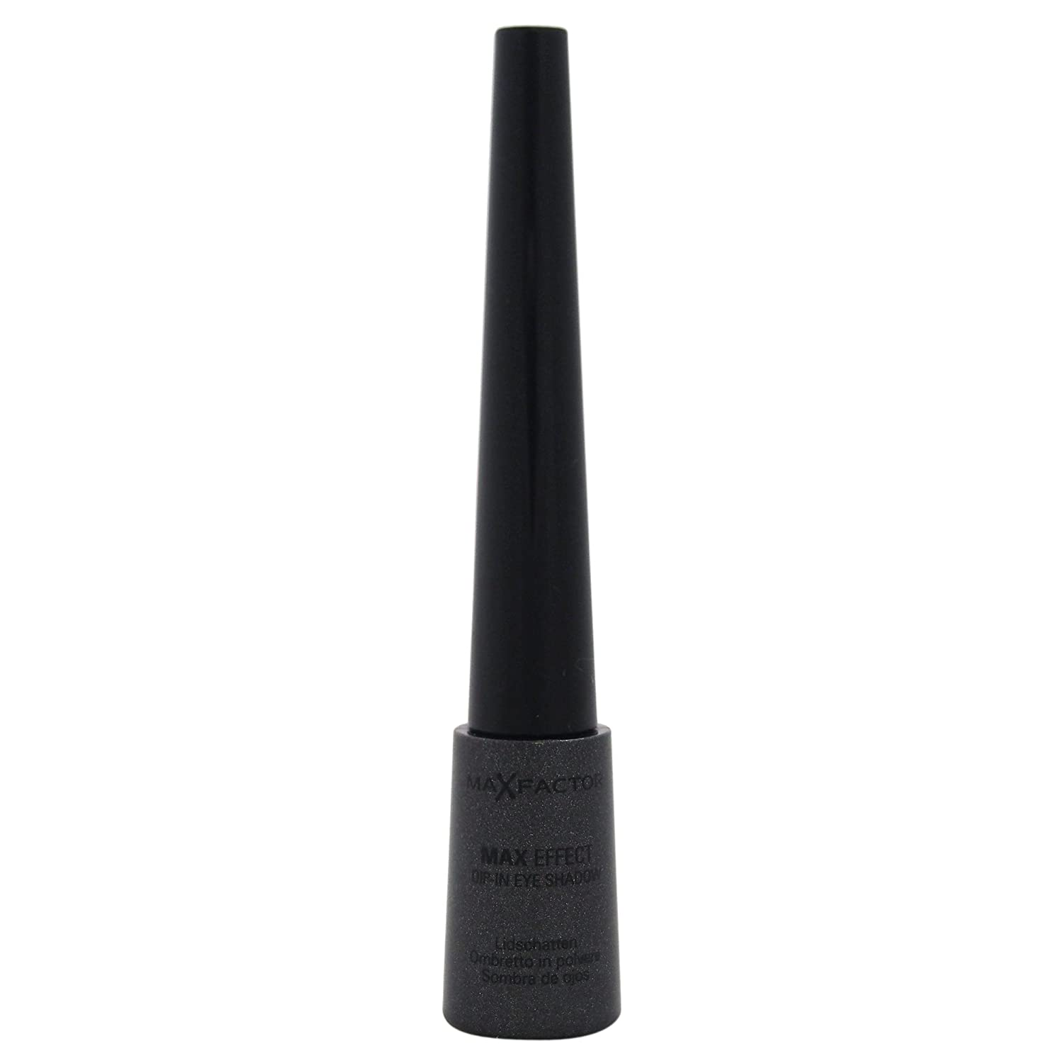 Max Factor Max Effect Dip-In Eye Shadow for Women, No. 09 Cool Carbon, 0.03 Ounce