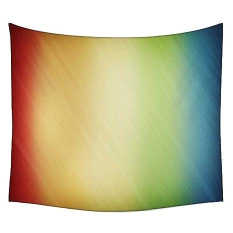 Lana Multicolor Diseño Colgar En La Pared Indio Mandala