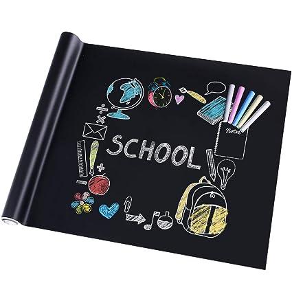 Sporting 5pcs Blackboard Sticker Removable Craft Kitchen Labels Chalk Board Kitchen Jar Organizer Chalkboard School Office Supplies Presentation Boards Office & School Supplies