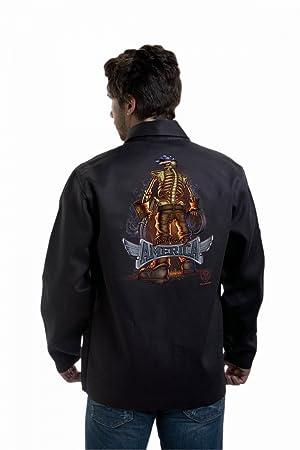 Tillman 9061 Backbone Of America - Chaqueta de soldador (talla XXL): Amazon.es: Bricolaje y herramientas