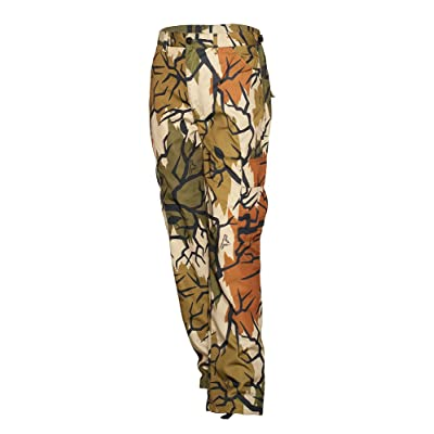 Amazon.com : Predator Camo Men's 7 oz Poly Twill 6 Pocket Pants : Clothing