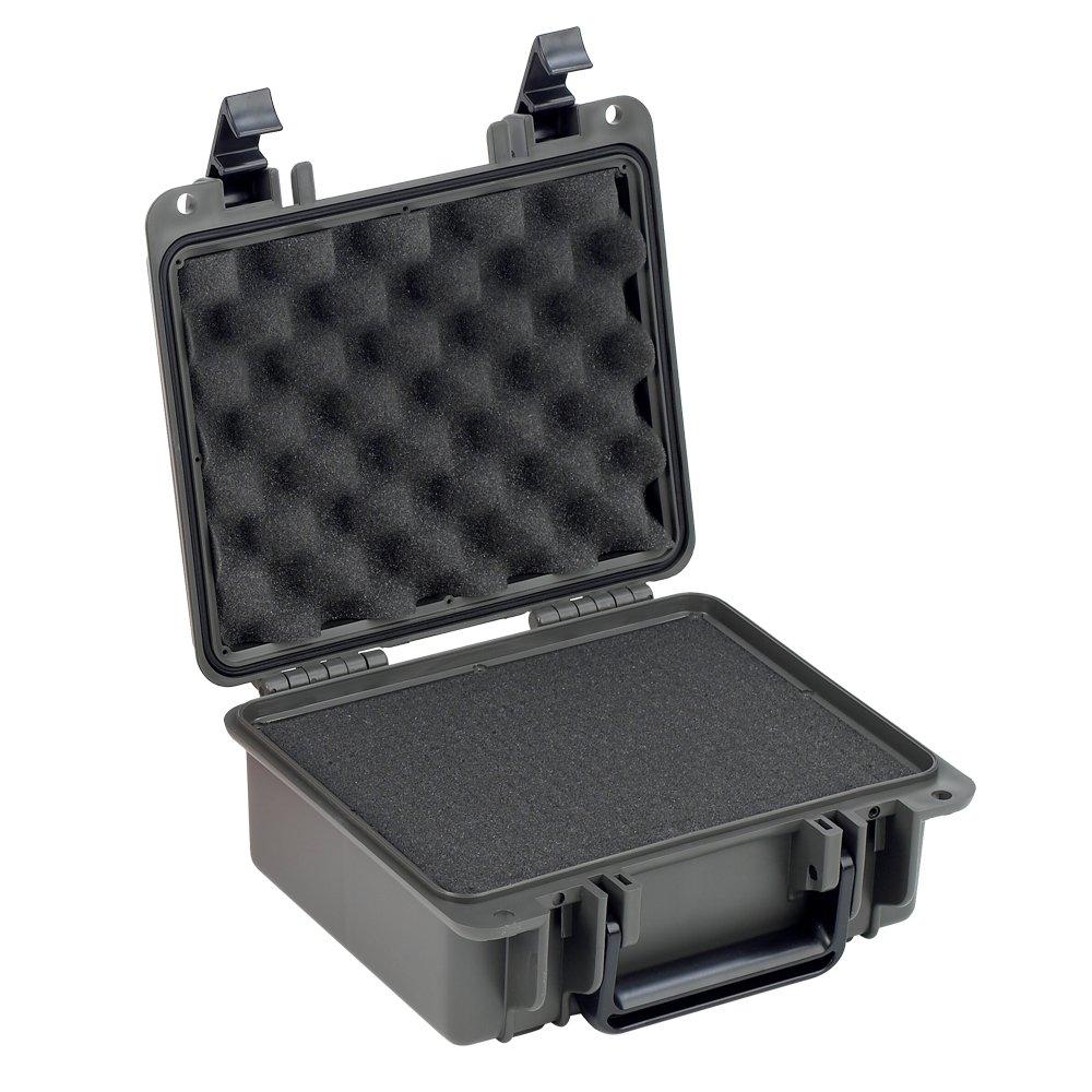 Gun Metal Seahorse SE300F Predective Case with Foam