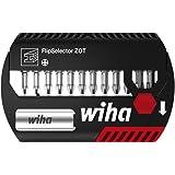 Wiha SB 7947-145 Coffret de 12 Embouts torsion Zot PH 25 mm avec Porte-embout universel