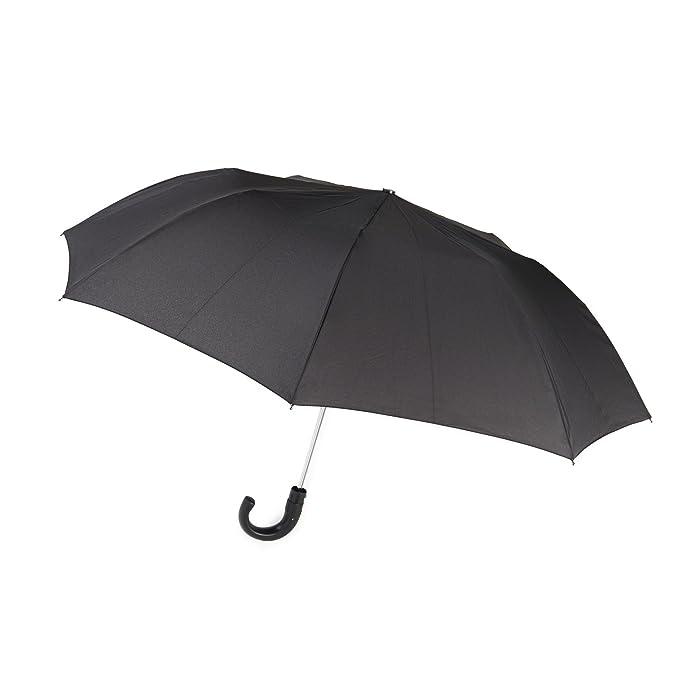 Fulton Embajador paraguas – negro