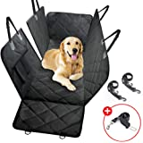Dog Back Seat Cover, Pet car Back seat Cover Car Backseat Cover for Pet Seat Dog Puppy Supplies Hammock Travel Carrier…