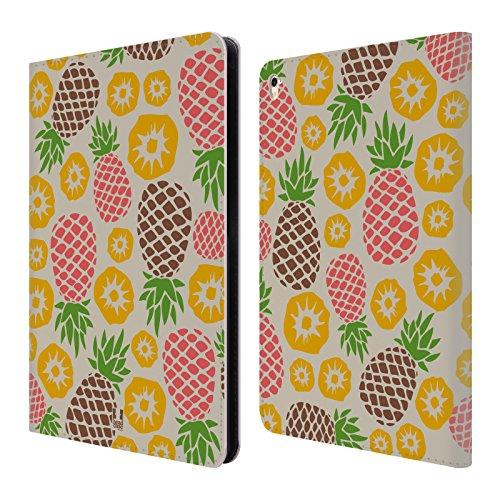 Medley Pattern - Head Case Designs Pineapple Medley Pineapple Patterns Leather Book Wallet Case Cover For Apple iPad Pro 9.7