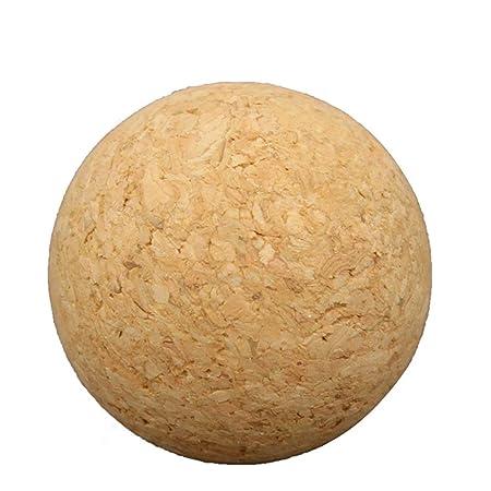 Heaviesk 36mm Corcho de Madera Maciza Mesa de Fútbol Balón de ...