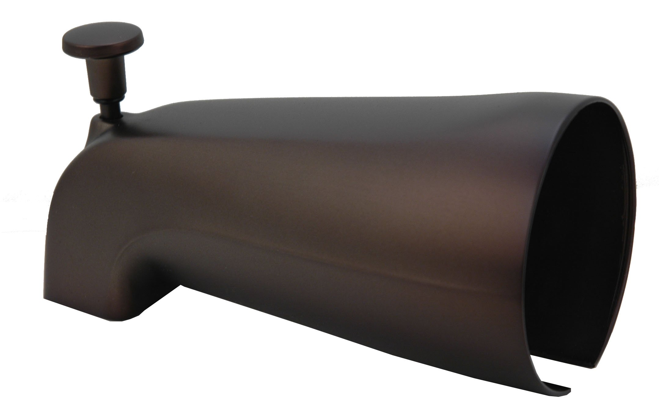 Tub Diverter Spout, Oil Rubbed Bronze Finish, by Plumb USA by PlumbUSA