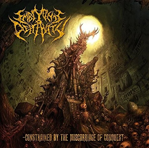 Embryonic Depravity-Constrained By The Miscarriage Of Conquest-(PR011)-CD-FLAC-2009-86D Download