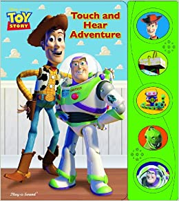 Play A Sound Toy Story Touch And Hear Adventure Books Editors Of Publications International Ltd 9781412749329 Amazon