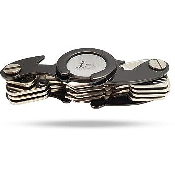 Amazon.com: Organizador de llaves compacto por KEYTEC ...