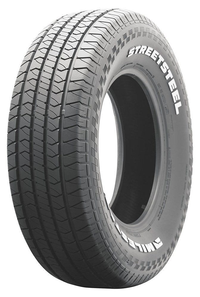 Milestar STREETSTEEL Touring Radial Tire - P245/60R15 100T by Milestar (Image #1)