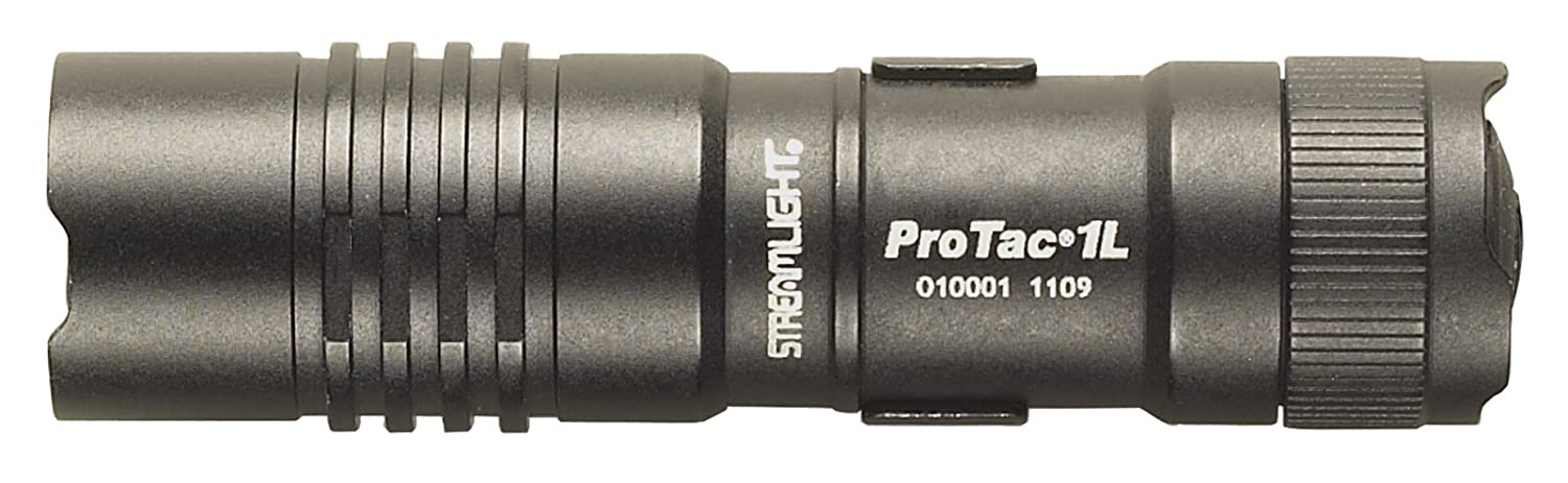 Streamlight 88061 ProTac 1L-1AA 350 Lumen Dual Fuel Professional Tactical Light Streamlight Inc.