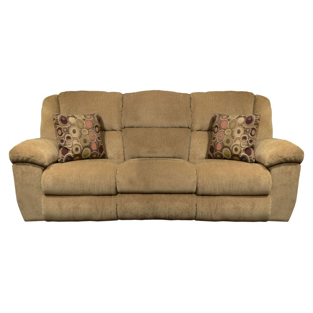 Gentil Amazon.com: Catnapper Transformer Ultimate Reclining Sofa In Beige And  Havana: Kitchen U0026 Dining