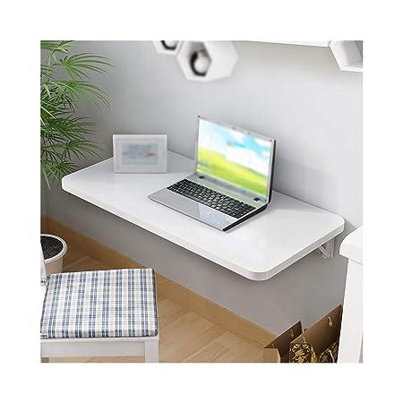 KXBYMXMesa Plegable Simple Mesa de Pared Simple, Mesa Plegable ...