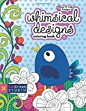 img - for By Piece O' Cake Designs Whimsical Designs Coloring Book: Teaches You: Color Wheel, Design Practices - Appliqu  , Creative Pl (Clr) [Paperback] book / textbook / text book