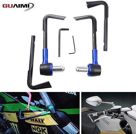 GUAIMI Racing Hand Brake Clutch Lever Guard Universal 7/8