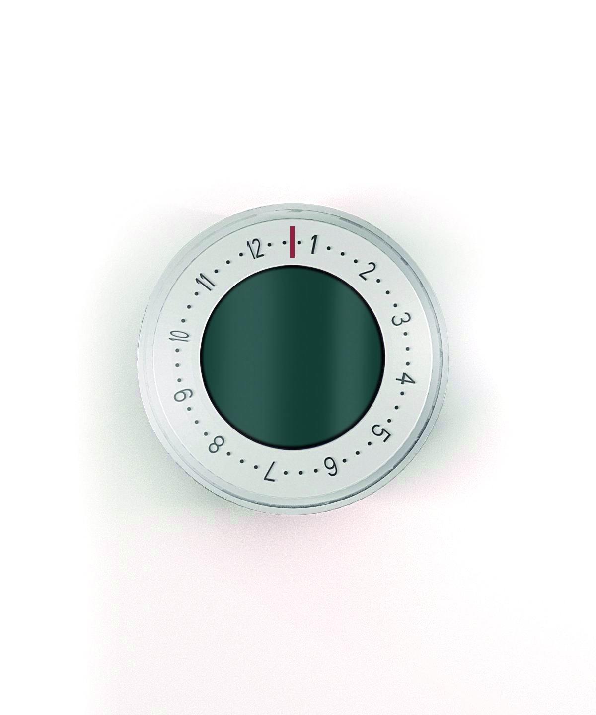 Medidas: 27,62/x 9,46/x 27,44/cm LAICA Fabricada en pl/ástico Carmen Tosca Color: Crema//Verde Oscuro Jarra de Agua purificadora