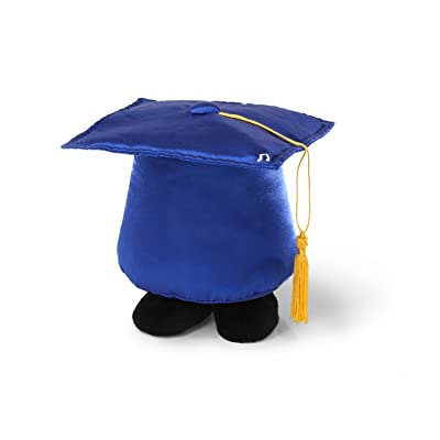 Gund Walking Graduation Cap Plush: Toys & Games