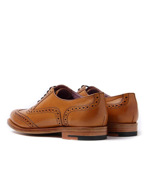 9bc99df51cef8e Barker Women's Freya Classic Leather Brogues - Cedar Calf, Tan, UK7:  Amazon.co.uk: Shoes & Bags