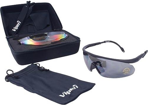 Viper TACTICAL Ideales para Airsoft y Caza Gafas