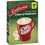 Continental Continental Cup-a-soup Classic Cream Of Mushroom 4 pack 70G