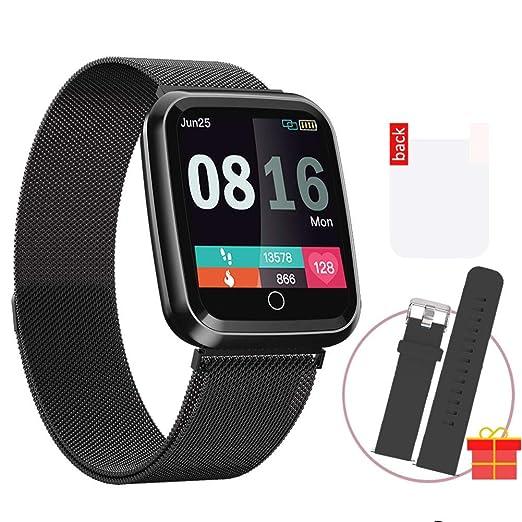 fllyingu N99 Smart Watch Reloj Deportivo Impermeable IP68 Hombres ...
