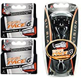 Dorco Pace 6- Six Blade Razor Blade System - Value Pack (10 Pack...
