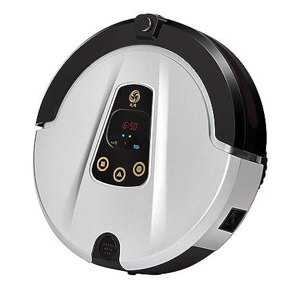 JPJQRXCQ Robot Aspirador y Fregasuelos con Tanque de Agua Aspirar ...