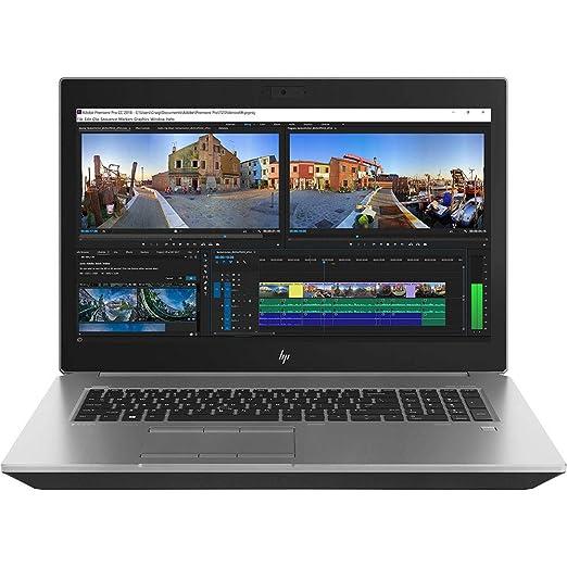 Workstation - Hp I7-8750h 2.20ghz 16gb 500gb Padrão Quadro P1000 Windows 10 Zbook 17 17