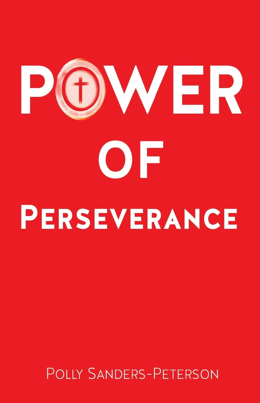 Power Perseverance Polly Sanders Peterson product image